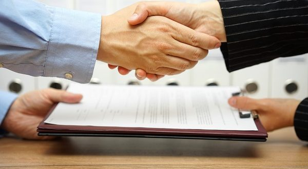 Transfering contracts: caretaking services