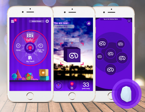The idea is that a game-like interface will engage consumers more