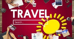 Travel Destination Journey Adventure Concept