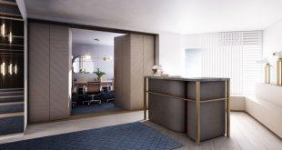Four Seasons Hotel Sydney - rendering of new Executive Club