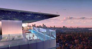 Adina Macquarie Park (4) Pool Deck