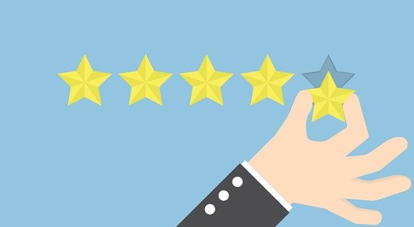 Are star ratings or self-ratings better for managers?