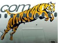 Photo of Tiger Brisbane Route Takes Off