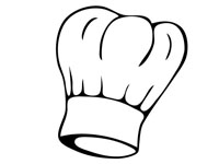AN36 - 4 - Chef Hat