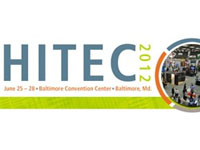 Photo of Electronic lock concept on show at Hitec