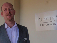 Photo of Food trail takes new manager to Peppers Craigieburn