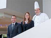 Photo of New team members at Creswick