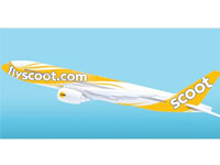 Photo of Tiger Singapore/Scoot in marketing link up