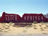 Alice Springsd