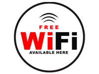 Photo of Free wi-fi at Metro Hotels
