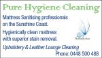 Pure Hygiene Cleaning
