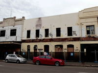 Photo of Newcastle hotel site back on the market