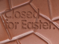 Closed-for Easter