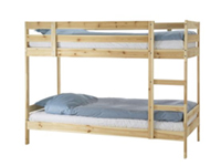 Photo of Countdown to new rules for bunk bed safety
