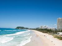 Gold Coast Beach