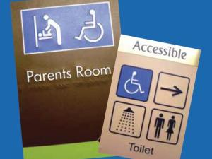 Photo of Braille Signs Ensure you Meet Disability Regulations