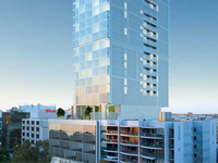 Photo of 40-storey hotel for Perth