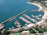 Photo of Nelson Bay marina complex is all go