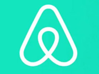 Photo of Airbnb reviews feedback system, new logo