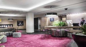 Mercure Brisbane new look lobby 2 300x225