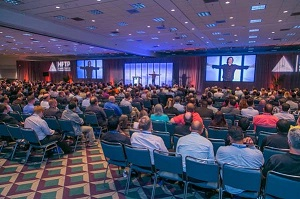 Photo of HITEC speakers focus on IT speed, security