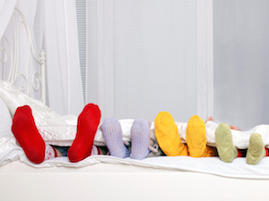 Photo of Cosy bed warmers help guests enjoy a sound sleep