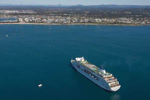 Photo of A 'Pearler' of a day as Sunshine Coast welcomes first cruise ship tourists