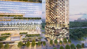 Photo of Walker Corporation appointed to develop next stages of Parramatta Square