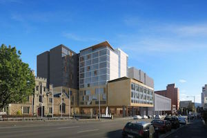Photo of $45m Hobart hotel gets approval