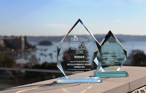 InterContinental Sydney Double Bay wins TAA Awards