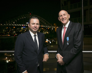 Photo of AccorHotels' Michael Issenberg wins high honour from French Government and APAC Hotelier of the Year