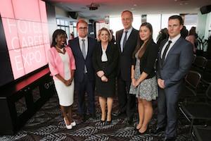 Hotel Career Expo TAA launch October 2015