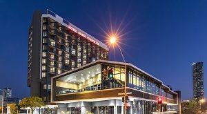 AMGAU53-Refurbishment-Hotel Grand Chancellor Brisbane -Exterior