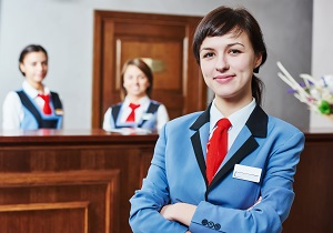 Photo of Front-desk team is crucial to hotel marketing