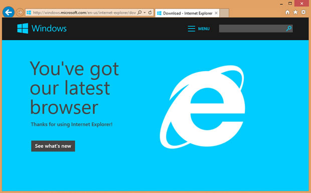 Photo of Don't forget to upgrade to Internet Explorer 11, warns HiRUM