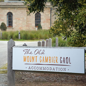 Photo of Guests flock to gaol for one-of-a-kind stay