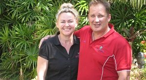 RN233- Profile Sandcastles -Tracy and Martin Hobbs