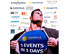 Photo of 5 events in 3 days for accommodation industry leaders