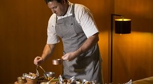 Four Seasons Hotel Sydney Executive Chef Michael Mousseau credit Damien Ford Photography