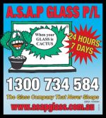 ASAP Glass P/L