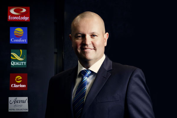 Choice Hotels Asia-Pac CEO, Trent Fraser