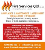 Fire Services Queensland
