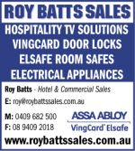 Roy Batts Sales