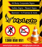 Hylyte Safety Signs