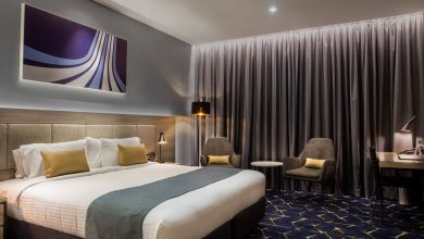 Photo of Hotel Interiors shine in Mercure Sydney Liverpool refurb