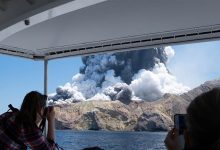 """Photo of Questions """"must be answered"""" as White Island death toll climbs"""