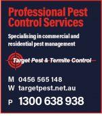 Target Pest & Termite Control