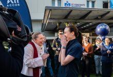 Photo of Brave nurse awarded epic luxury holiday by Accor