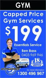 GymWorks Australia Pty Ltd