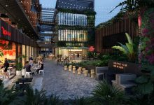 Photo of New Travelodge hotel for Australia's largest health precinct